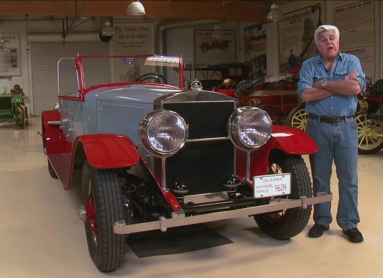 top 21 cars from jay leno s massive car collection odometer com rh pinterest com