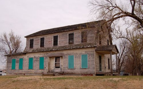 Kansas Towns Photos Historic People Of Rush County Kansas History And Information Kansas Abandoned Places Historical