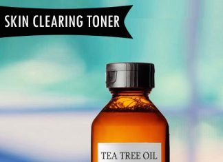 5 DIY Natural Facial Toner