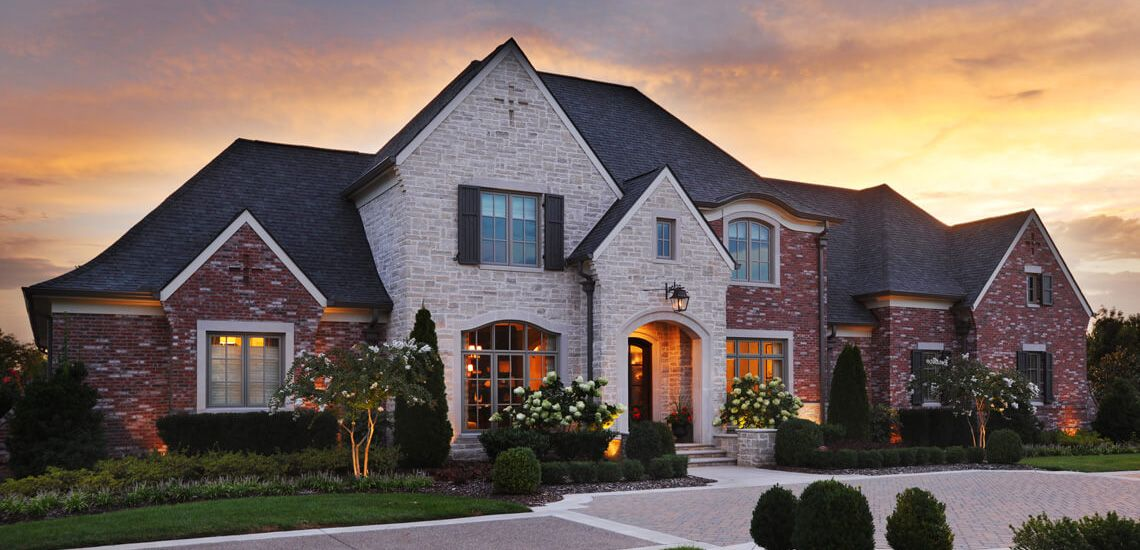 Castle Homes portfolio of custom homes in