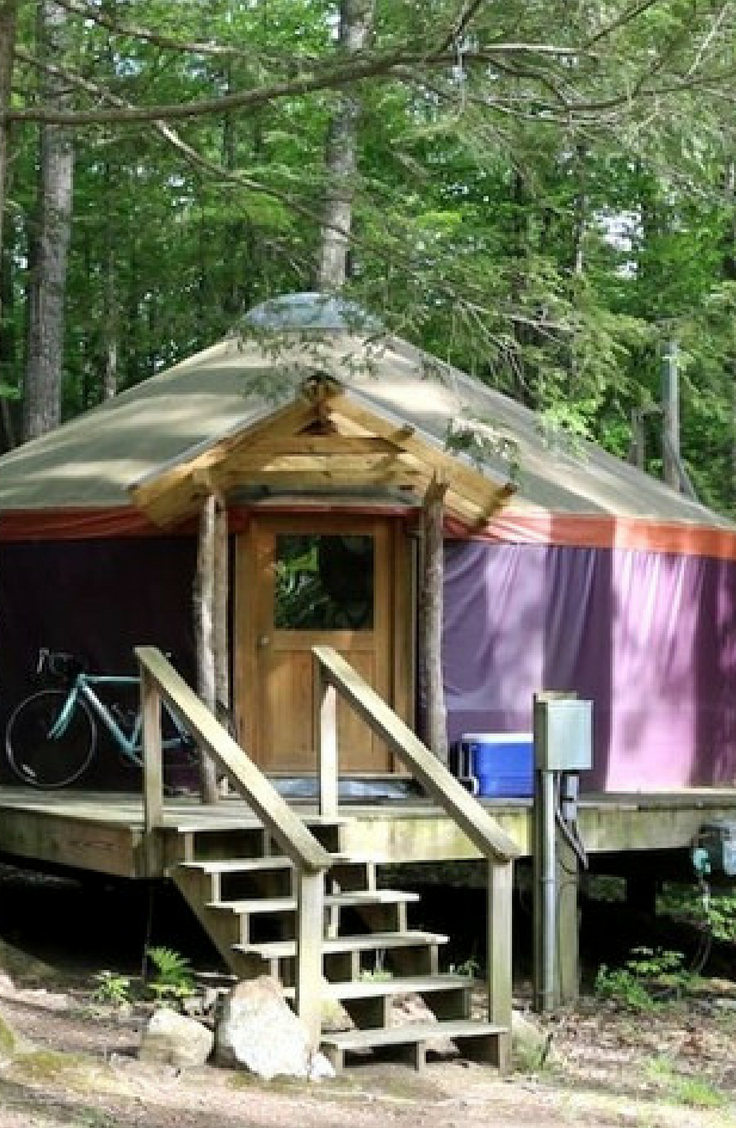 Romantic Yurt Rental With A Wood Burning Stove In Williamsburg Massachusetts Romantic Vacations Fly Fishing Resorts Yurt This is a yurt vacation cabin near asheville. romantic yurt rental with a wood