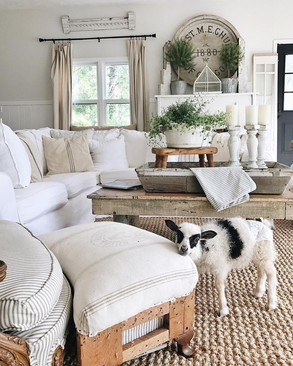 Incredible French Country Living Room Decorating Ideas (11) | For ...