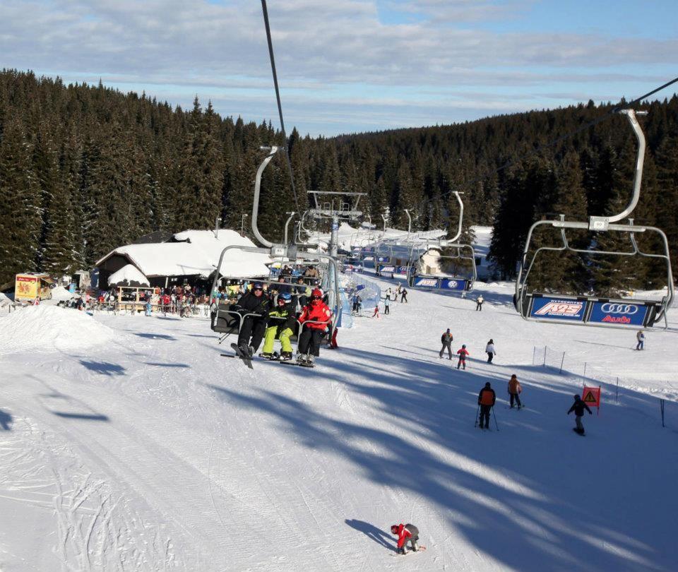 Rogla, Slovenia Ski area, Slovenia, Winter fun