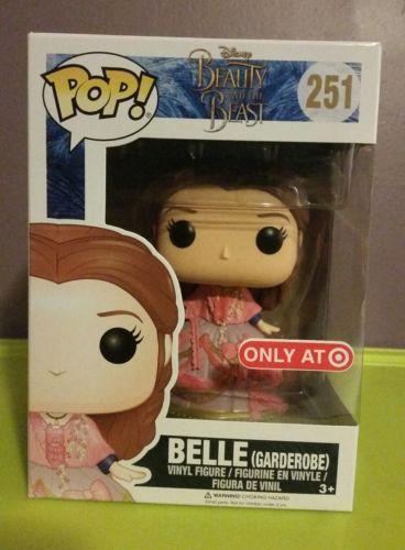 Beauty And The Beast Belle Garderobe Funko Pop Target Exclusive