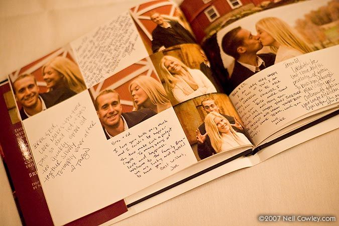 guest signature book wedding - Onwebioinnovate