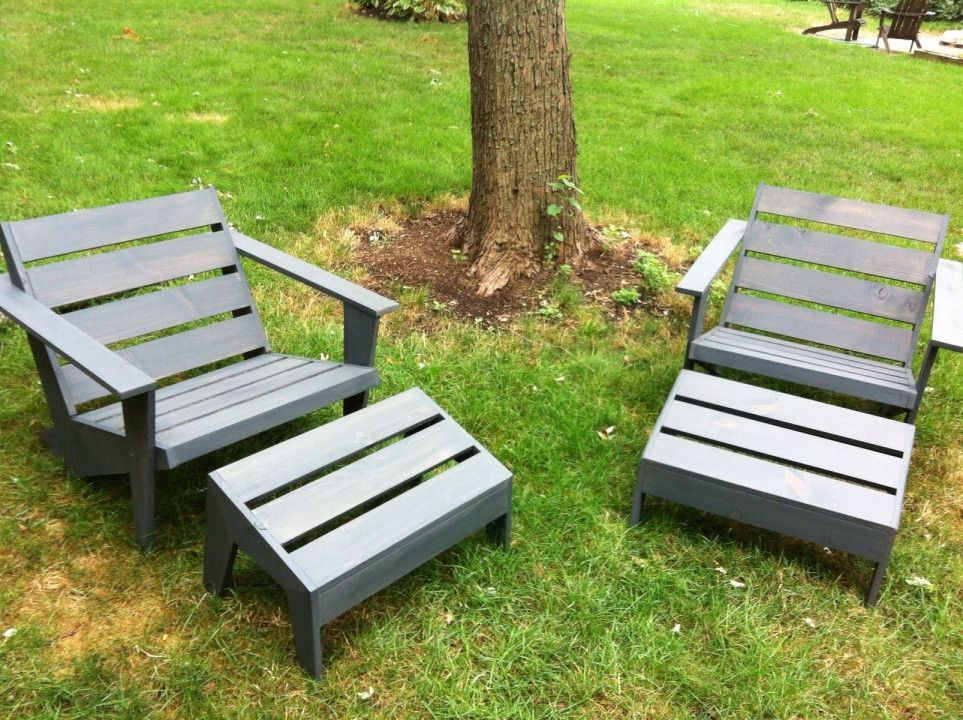 Adirondack Chair Plans Home Depot Best Paint to Paint