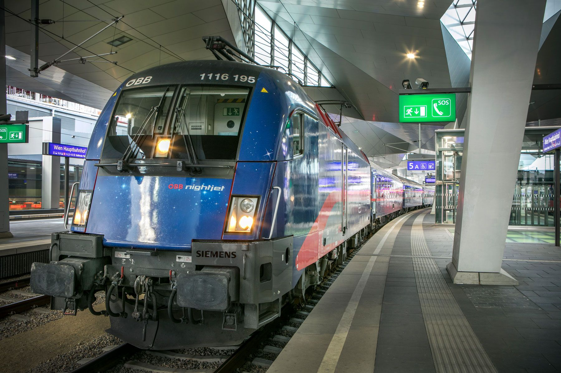 Europe Is Getting Several New Sleeper Trains That Will Link 13 Popular Destinations Europe Train Travel And Leisure Train