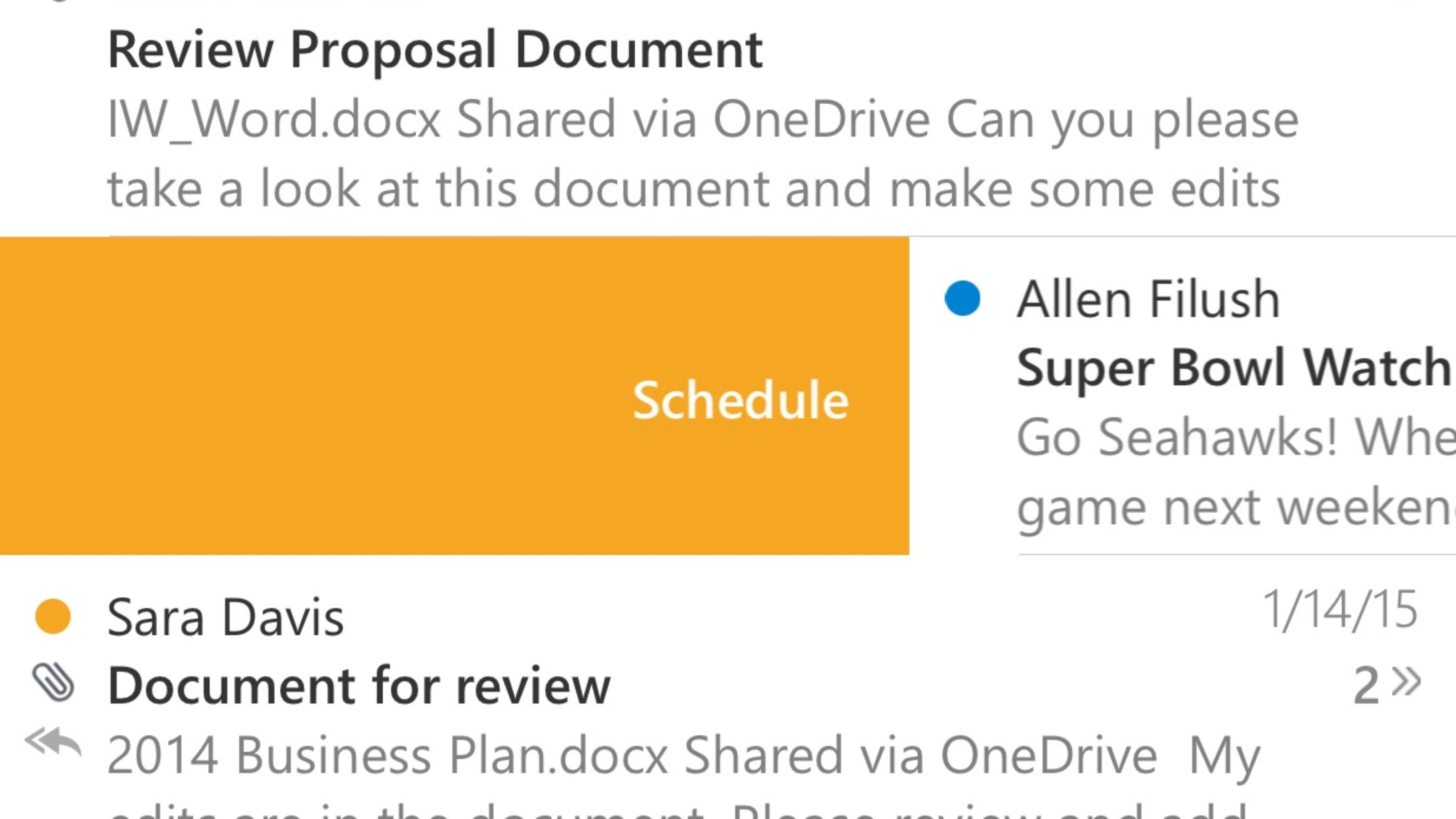 I spent two days using the new Outlook for iPhones Baig