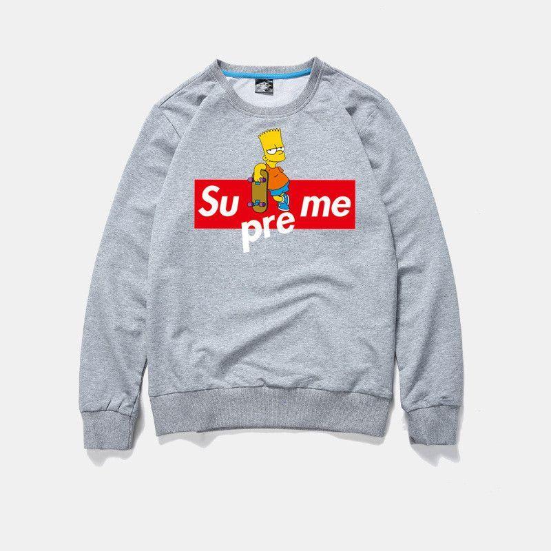 Supreme Bart Sweatshirt Products