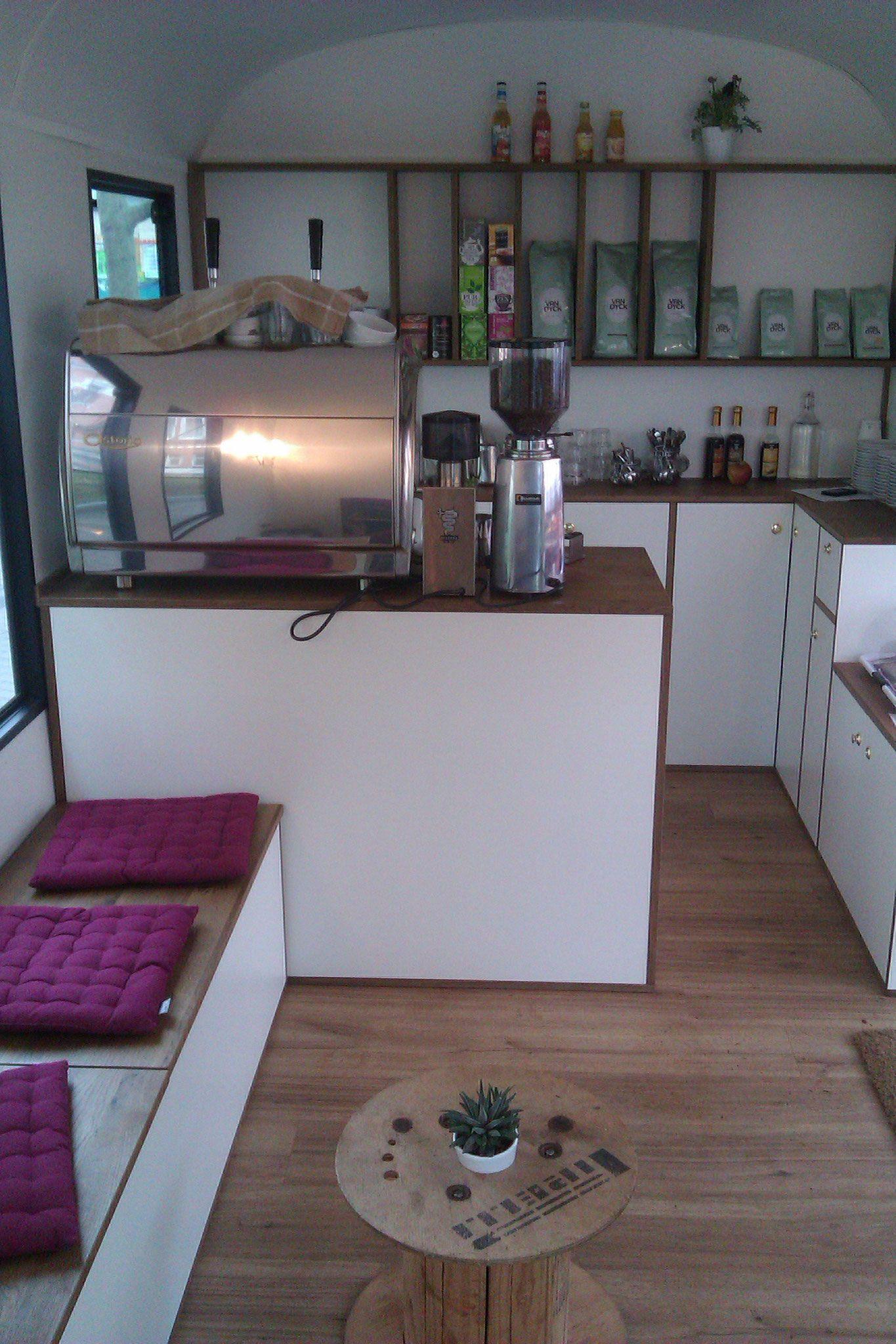 Bauwagen Cafe Kaffee Catering Cafe Mobil Cafe Loco Hannover Cafe Espresso Bar Catering