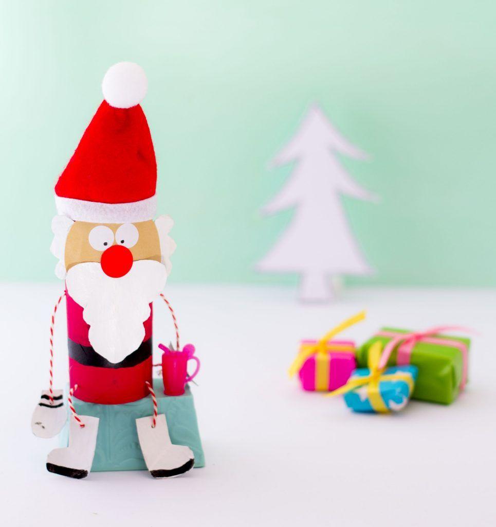 Der Klorollen Nikolaus wundertuetchende Der Klorollen Nikolaus wundertuetchende