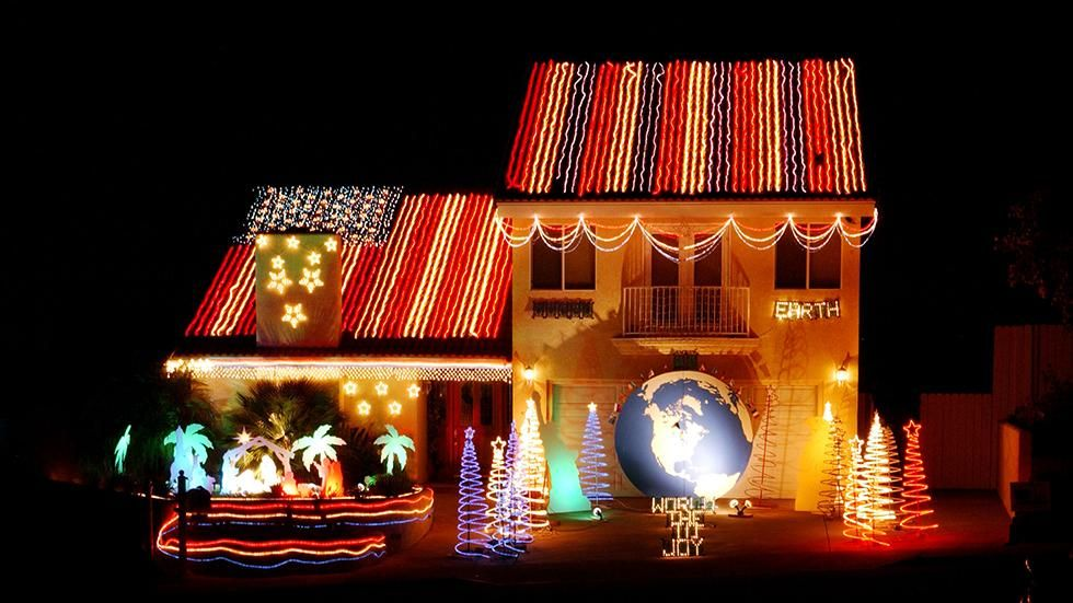 put and if at house up i it dad flag like light leave me a lights d yard my pin christmas wall probably american this built