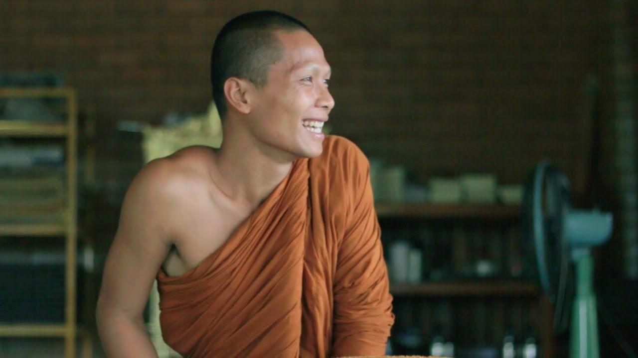 HOW THAI MONKS EAT a monk part 3/3] a