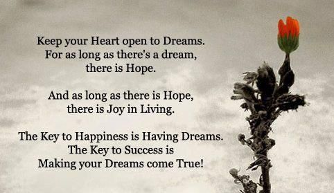 Pictures Of Hopes And Dreams Hopes And Dreams Quotes 2 Dreams