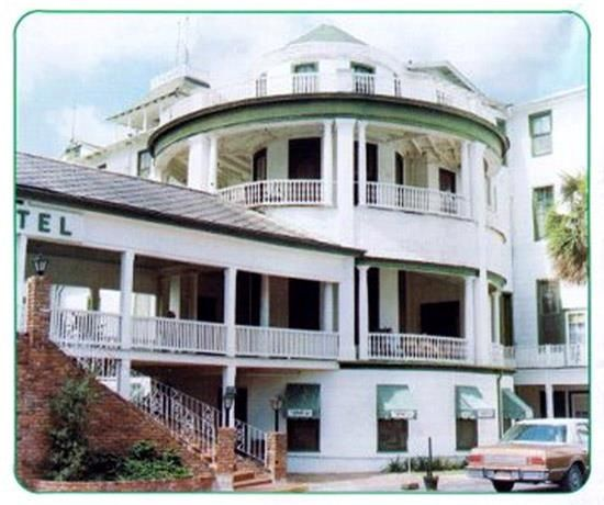 Ormond Hotel Vintage Florida Old Beach Daytona Sunshine State