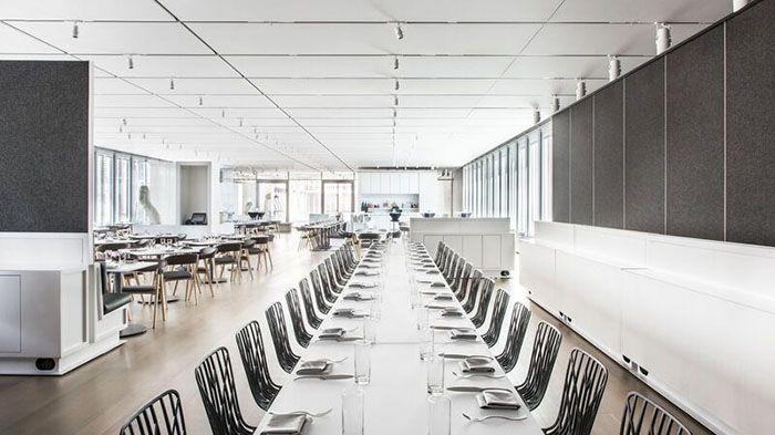 adjaye designs in art institute of chicago restaurant features rh pinterest co kr