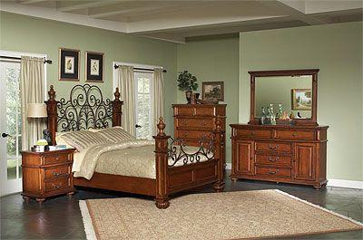 classic oak bed co171 interior design furniture bedroom rh pinterest com
