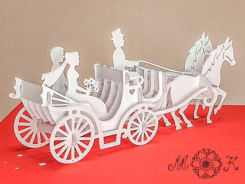 Playmobil 9427 Hochzeitskutsche Playmobil Mytoys
