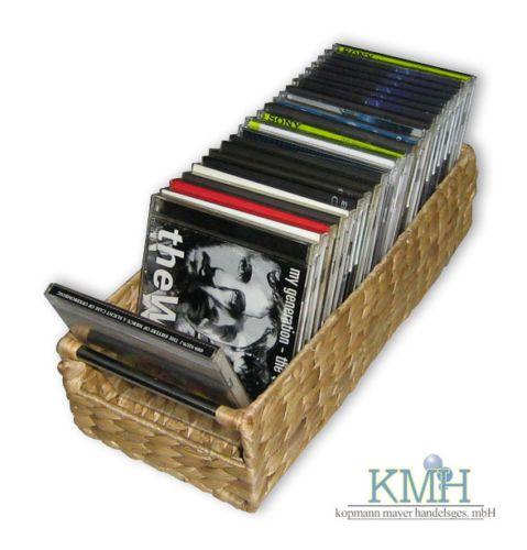 CD-STANDER-BOX-SCHRANKKORB-REGALKORB-KORB-SCHACHTEL-REGAL ...