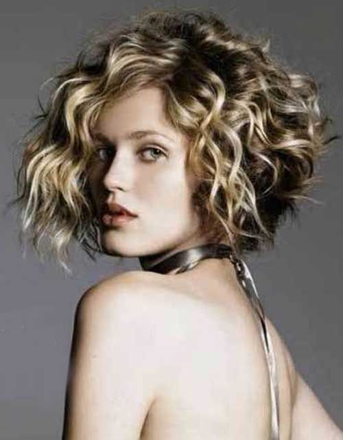 Curly Bob Hairstyles Cool 20 Curly Bob Hairstyles  Hair Cuts Styles & Color  Pinterest