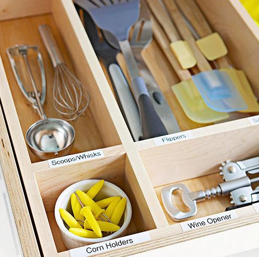 kitchen drawers organized living pinterest kitchen drawers rh pinterest com