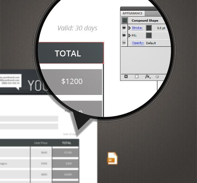 Invoice Templates And Business Templates  Free With Sources In