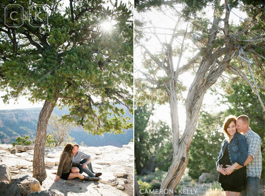 Grand canyon engagement sessions by Cameron & Kelly Studio  http://www.cameronkellystudio.com
