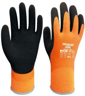 Wonder Grip Thermo Plus Waterproof Insulated Wg 338 Work Gloves Grip Gloves Warm Gloves