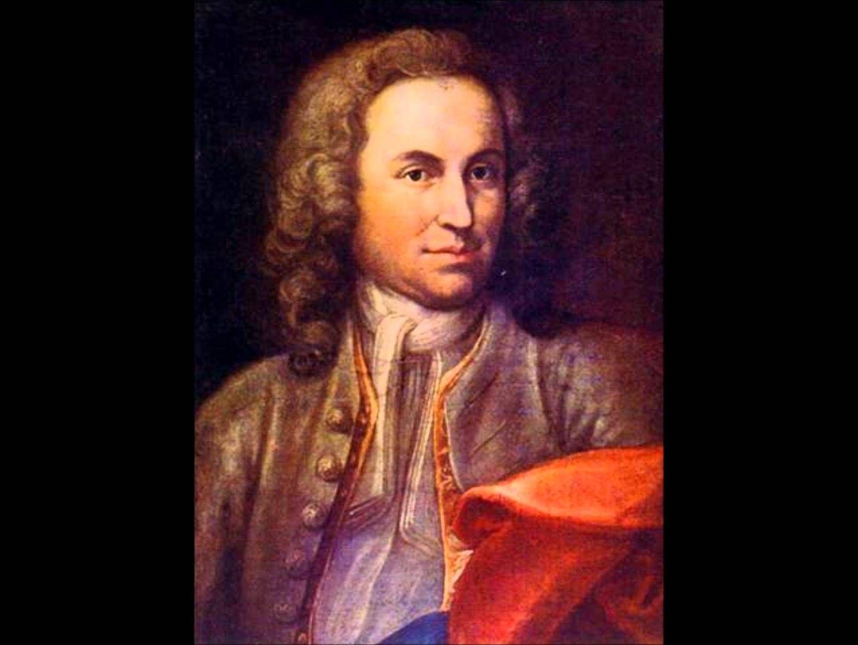 J. S. Bach Wahrlich, wahrlich, ich sage euch (BWV 86
