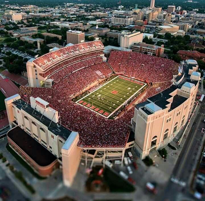 Go Big Red! Nebraska Cornhuskers! ! (With images ...