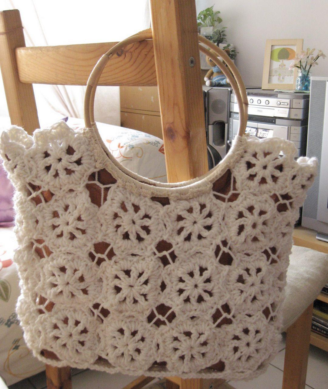 carteras-tejidas-a-crochet-y-patron-para-hacerlas4.jpg | carteras en ...