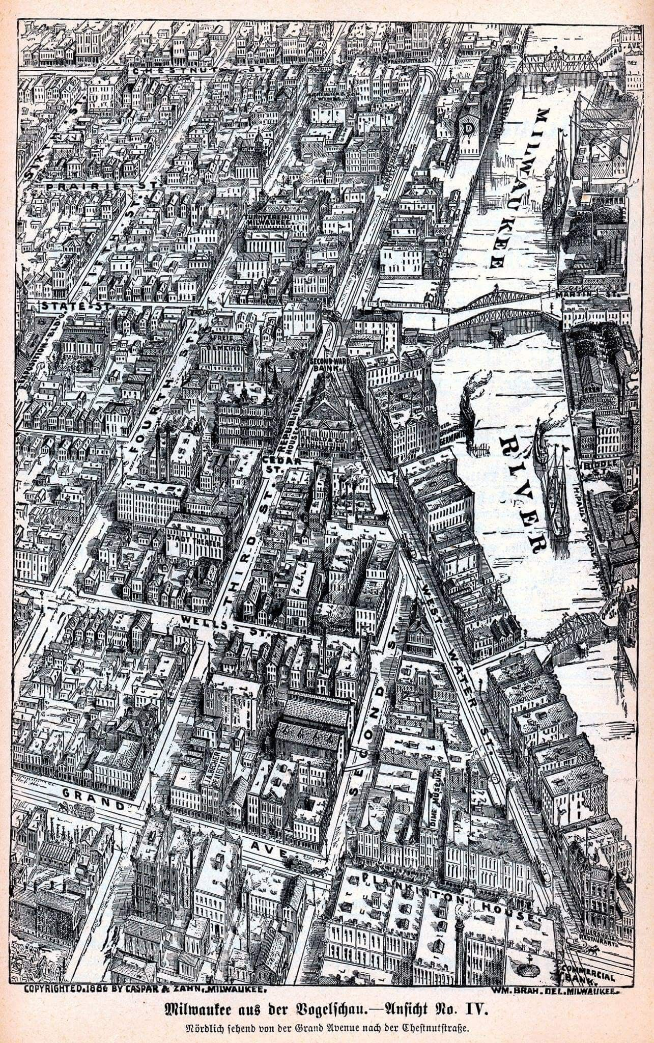 From Karl Bandow Maps