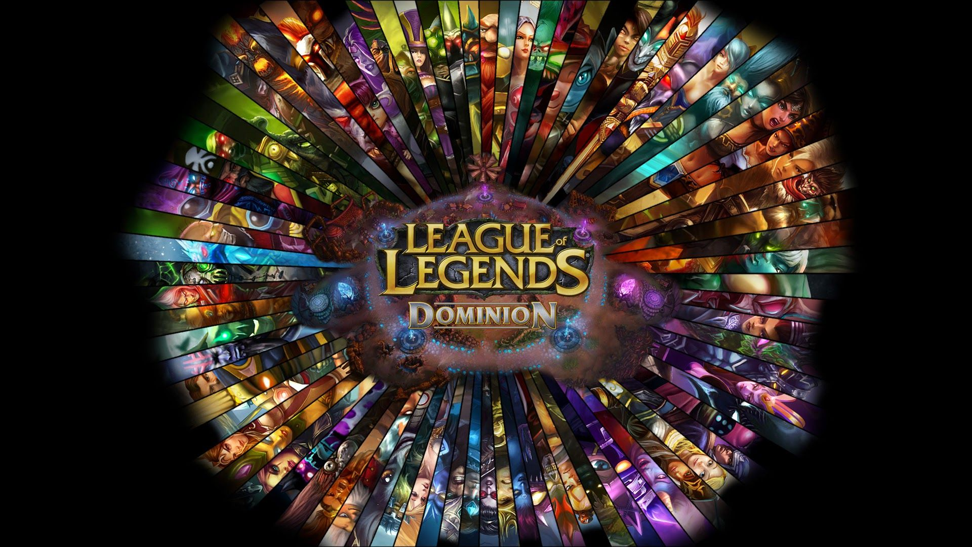 League Legends Wallpapers Collection For Free Download