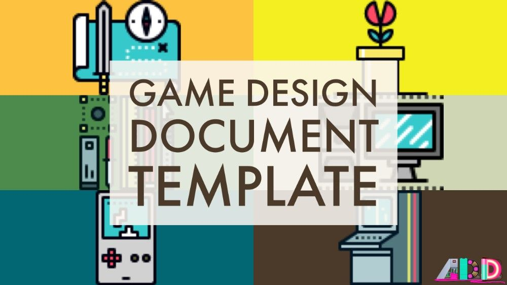 Making a Video Game Design Document The Witcher 3 Pinterest - game design doent template