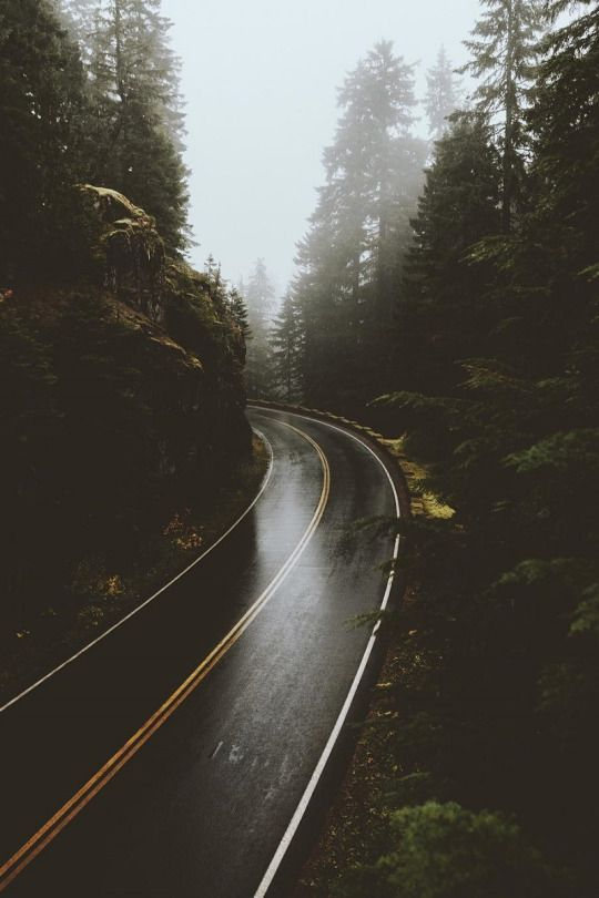 Reminds me of when my parents drove through the U.S Very pretty