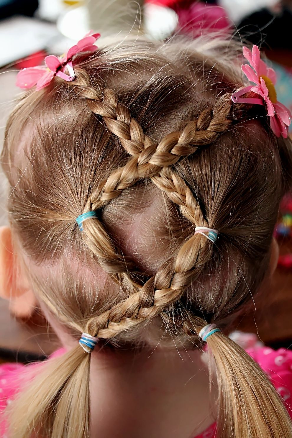 Cute Hairstyles For 3 Year Olds | Princess hairstyles, Girl hair dos, Little girl hairstyles
