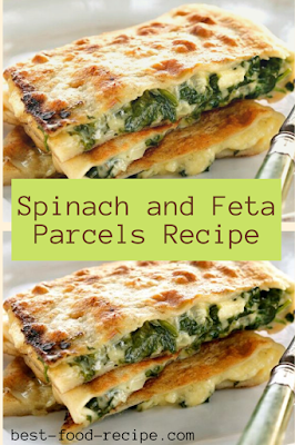 Spinach And Feta Parcels Recipe In 2020