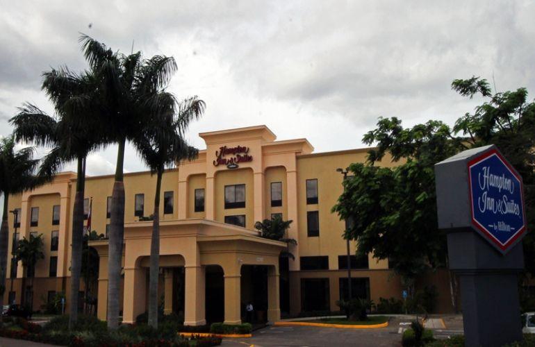 Hampton Inn San Jose Airport Costa Rica Hampton inn