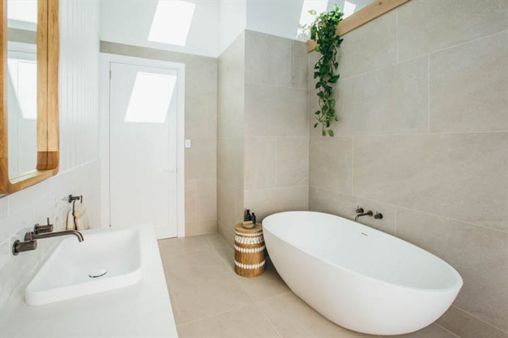 What do you think of this Bathrooms