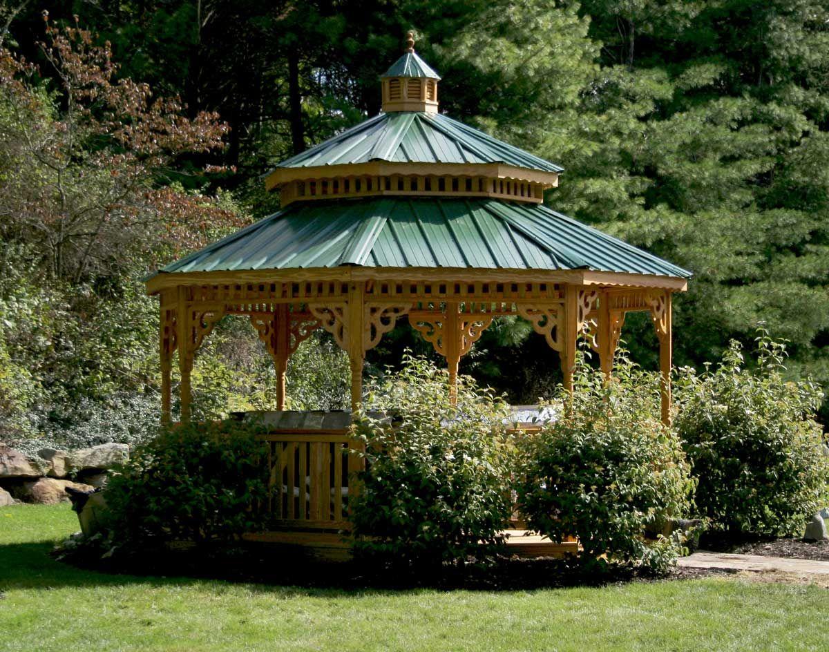 metal gazebo kits garden gazebo canopy | Gazebo roof