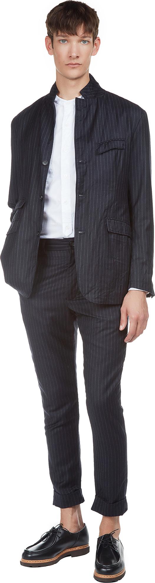 Stripe Andover Jacket   Engineered Garments   LOIT