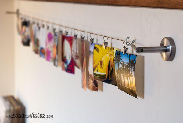 Un cable para colgar fotos | Flickr – Compartilhamento de fotos!