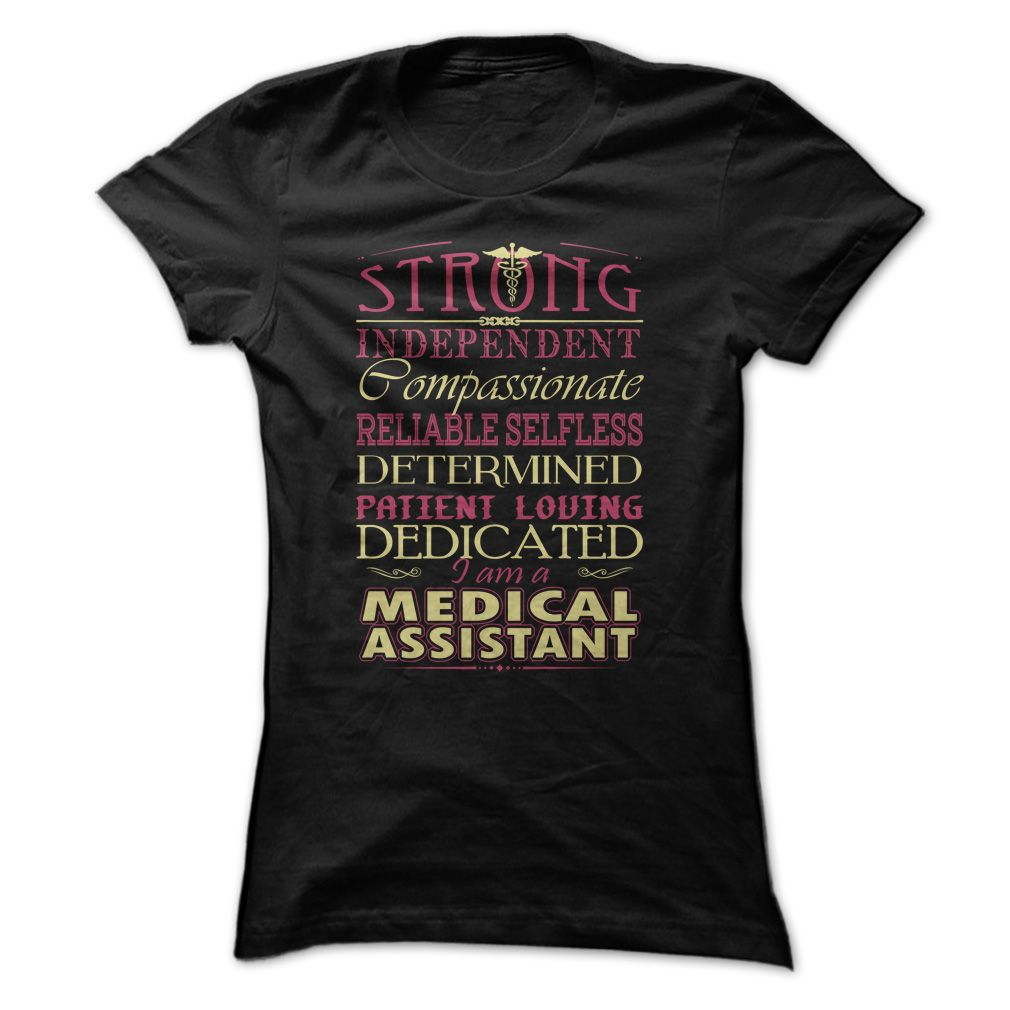 Cool Medical Assistant T Shirt Cool Medical
