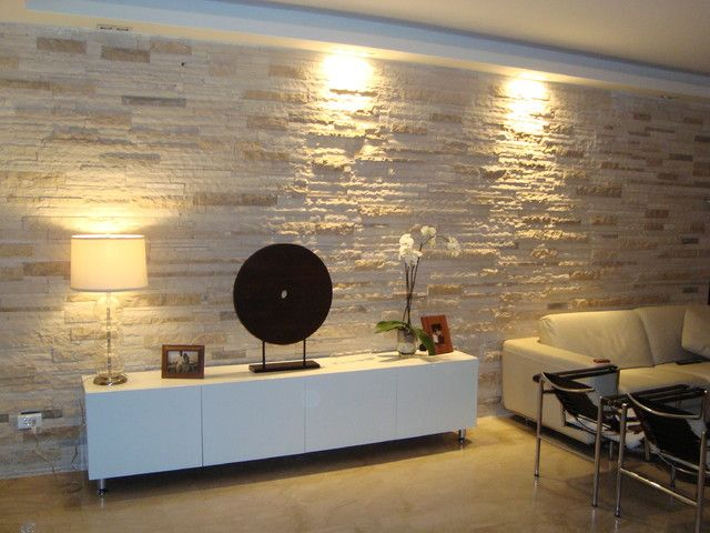Brilliant 17 Ideas For Modern Wall Coverings 9 6697 Wall Coverings Faux Brick Walls Tile Looks Like Wood