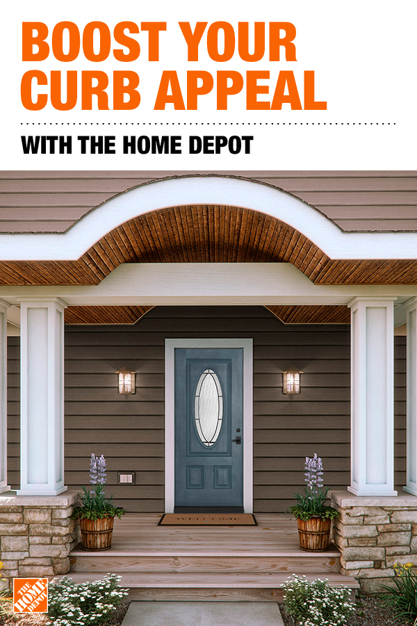 A Beautiful Quality Front Door Boosts Your Home S Appearance And Curb Appeal While Keep House Paint Exterior Exterior House Colors House Exterior