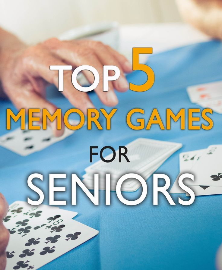 We've rounded up 5 of the top memory games for seniors