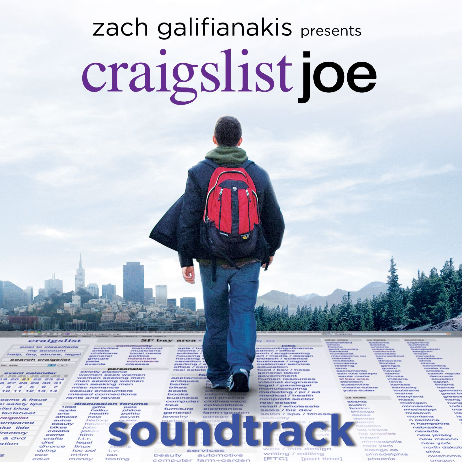 Craigslist Joe Soundtrack Is Here Joe Movie Documentaries Netflix Documentaries