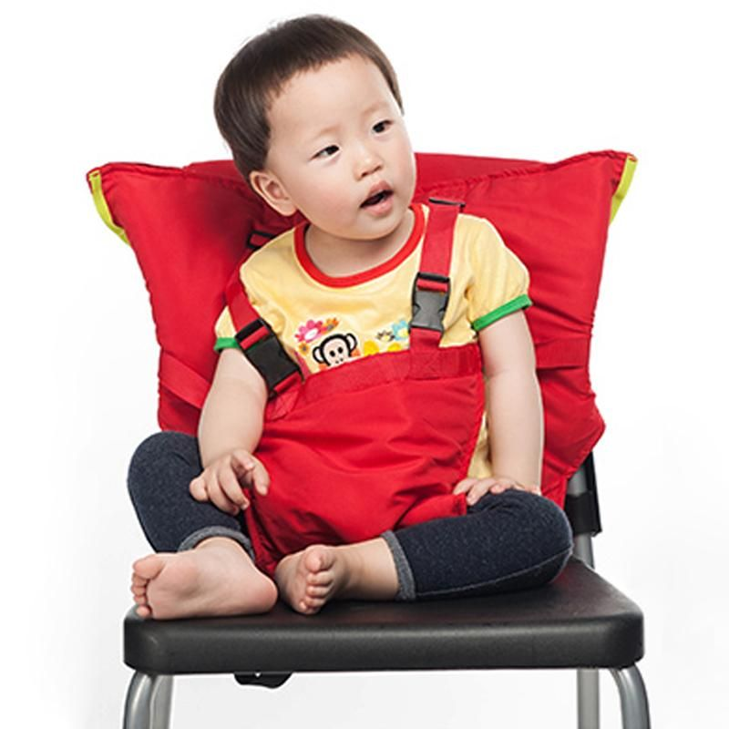 cloth portable high chair office vintage cover gifts for baby safety forget about putting your child in those dirty restaurant chairs this seat with 5 point harness acts as a great alternative to