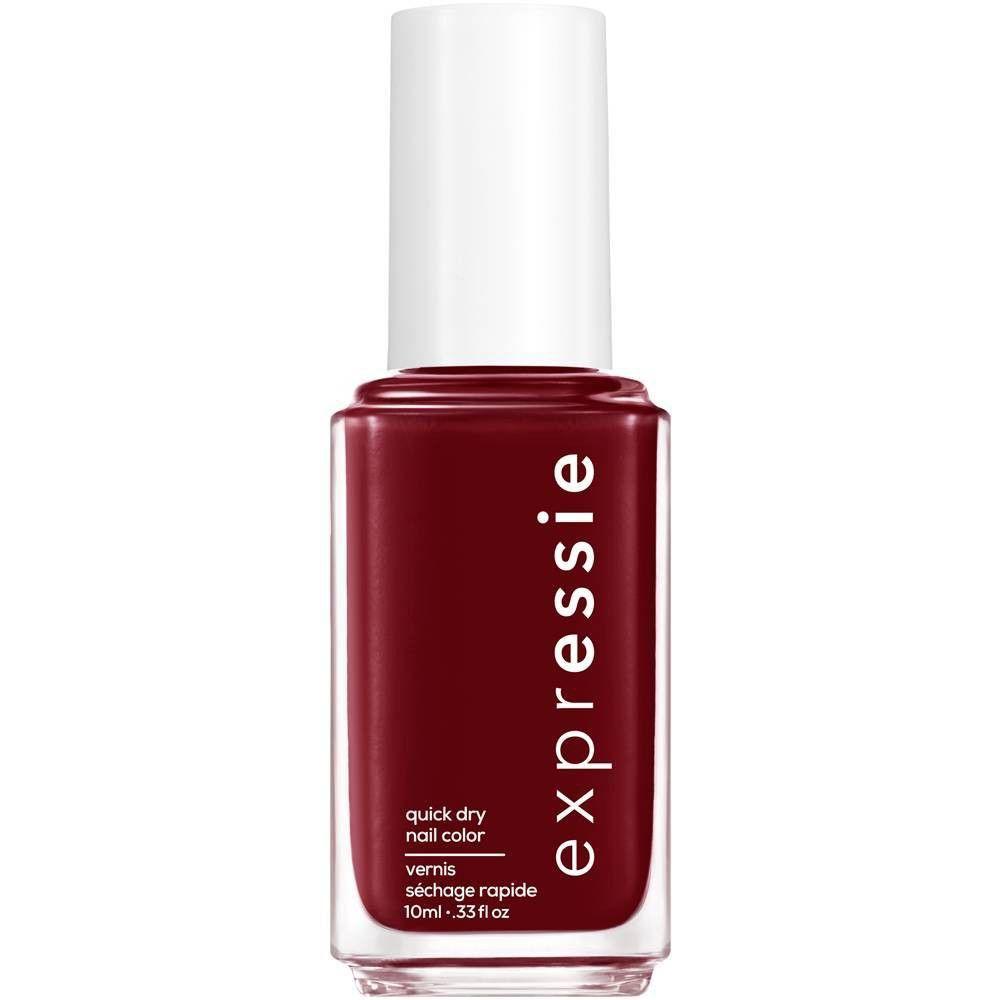 Essie Expressie Quick Dry Nail Polish 290 Not So Low Key 0 33 Fl Oz In 2021 Dry Nails Quick Dry Nail Polish Dry Nails