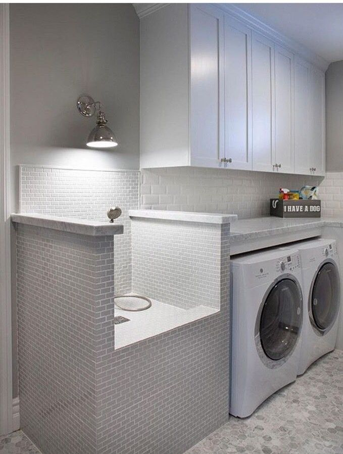dog bath house ideas laundry room laundry room inspiration dog rh pinterest com